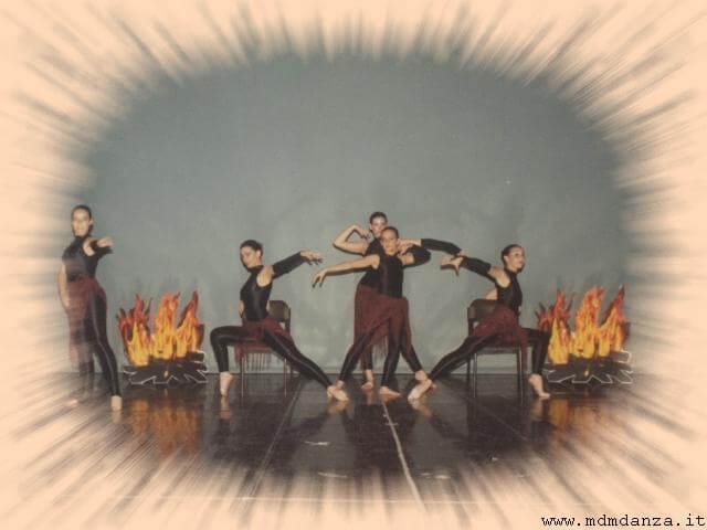 danzadicarattere